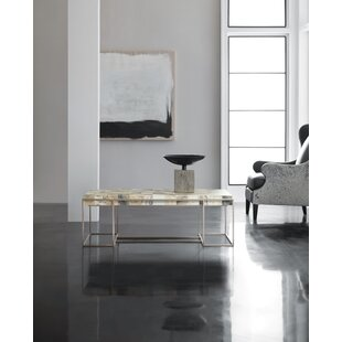 Melange Coffee Table with Tray Top