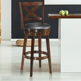 Cardona Swivel  29'' Bar Stool by Alcott Hill®