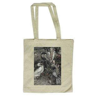 Alice's Adventures In Wonderland Tote Bag By Mercury Row