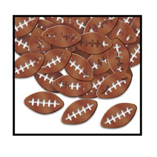Fanci Fetti Football Confetti (Set of 12)
