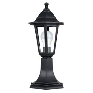 Outdoor 1 Light Pier Mount Light Yuliana By Marlow Home Co.