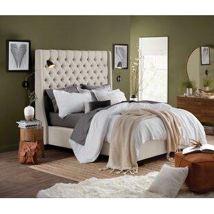 Diamond Sofa Park Avenue Upholstered Panel Bed