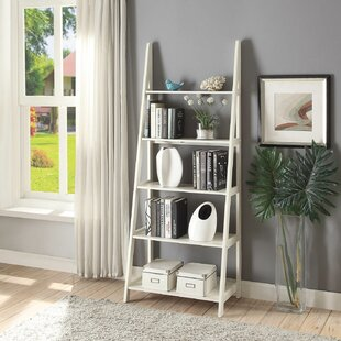 Ebern Designs Blanchfield Ladder Bookcase