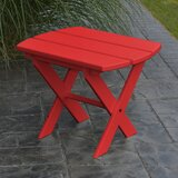 Anika Folding Plastic Side Table