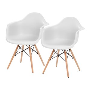 High Quality Shell Armchair (Set Of 2)