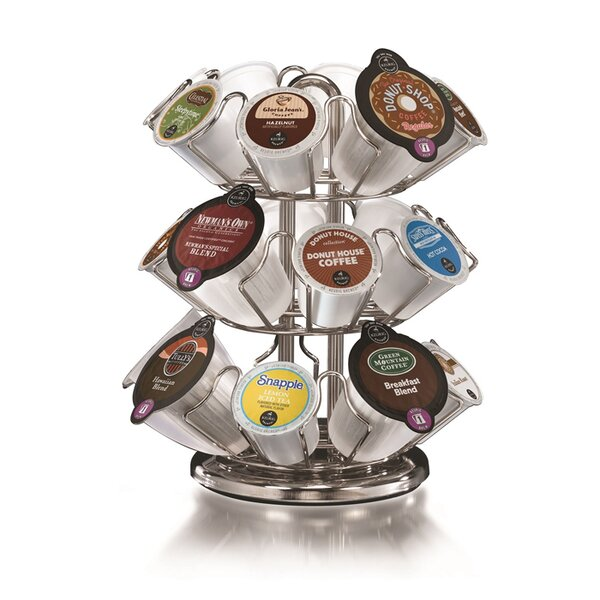 K Cup Holder U0026 Coffee Pod Storage Youu0027ll Love | Wayfair