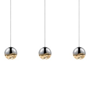 Sonneman Grapes™ 3-Light Kitchen Island Pendant