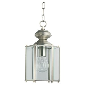 Mehar Traditional 1-Light Outdoor Hanging Lantern
