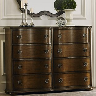 Darby Home Co Elwood 8 Drawer Bureau