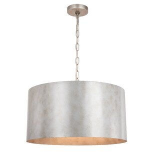 Childress 3-Light Drum Chandelier