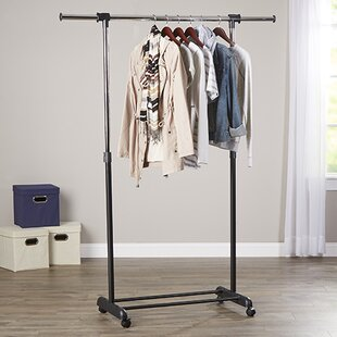 Wayfair Basics 34-52 W Adjustable Garment Rack by Wayfair Basics?