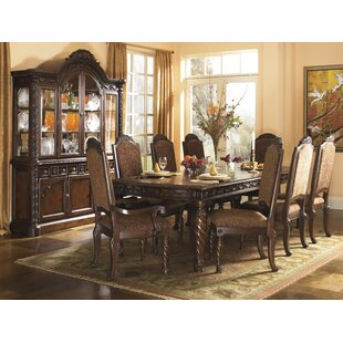 Castlethorpe 9 Piece Dining Set Astoria Grand