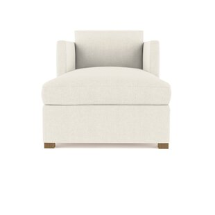 Read Reviews Leedom Linen Chaise Lounge by Brayden Studio Reviews (2019) & Buyer's Guide