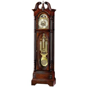Stewart Anni 86.25 Grandfather Clock by Howard Miller?
