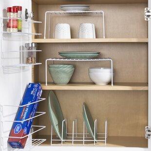 Home Basics Cabinet Door Organizer (Set of 5)