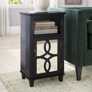 Elba Accent End Table by Bungalow Rose