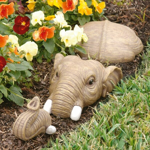 Top Elephant Lawn Statues | Wayfair GJ81