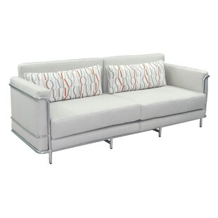 Helios Patio Sofa with Cushions by Leona