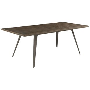 Paulus Wooden Dining Table Union Rustic