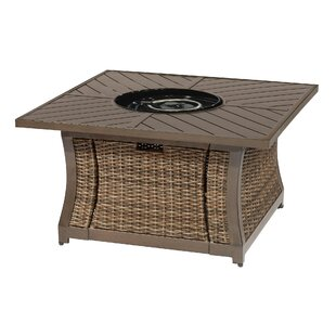 Bedard Aluminum Propane Fire Pit Table