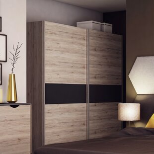 Roma 2 Door Sliding Wardrobe By Urban Designs