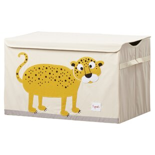 Leopard Toy Box By3 Sprouts