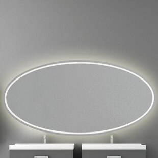 Bargain Front-Lit LED Bathroom/Vanity Mirror By Eurofase