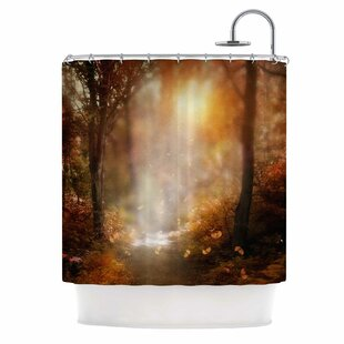 Make It Happen Single Shower Curtain