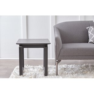 Breneman End Table by Comm Office