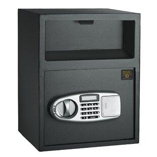 Suredrop Digital Keypad Deluxe Electronic Lock Depository Safe by