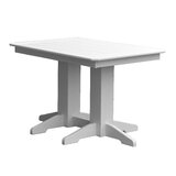 Newport Plastic/Resin Dining Table