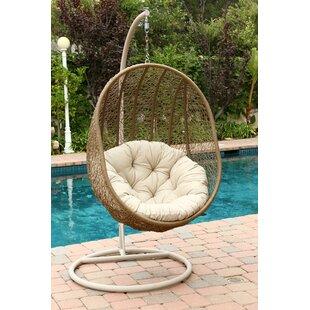 Mistana Deborah Swing Chair with Stand