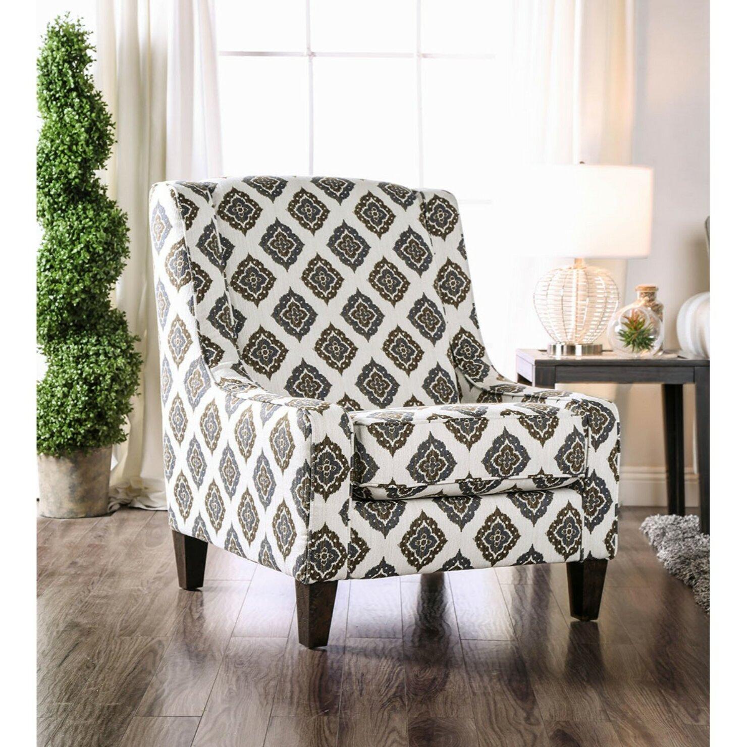 Canora Grey Orrie Armchair Wayfair