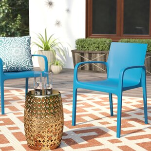 Loggins Patio Dining Chair (Set of 4)