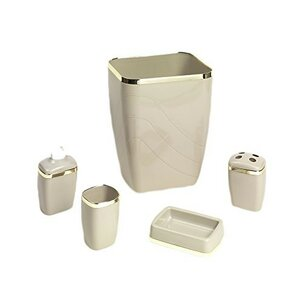 Charming Bath Ensemble Bathroom Accessory Set