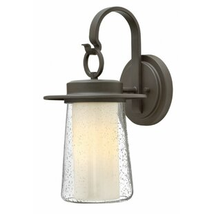 Riley LED Outdoor Wall Lantern