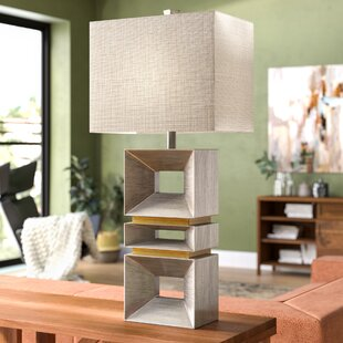 Reviews Sargent 35 Table Lamp By Wrought Studio