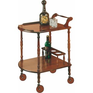 Drink Serving Cart By Astoria Grand