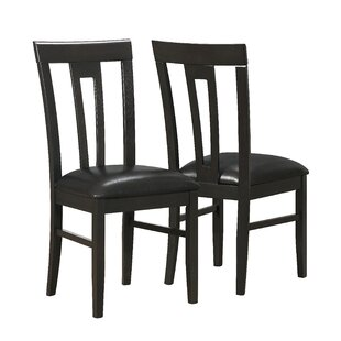 Buy luxury Coffield Side Chair (Set of 2) by Red Barrel Studio Reviews (2019) & Buyer's Guide