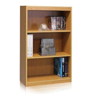 Jolly Standard Bookcase by Rebrilliant