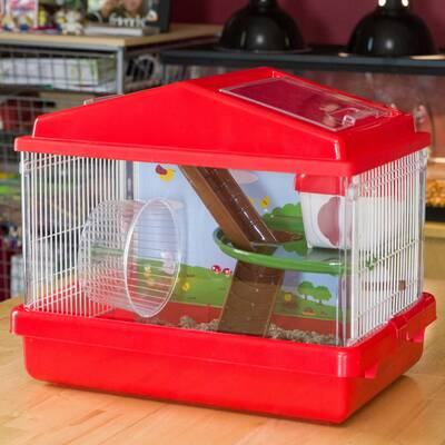 Roberta 2-Tier Mouse Hamster Cage
