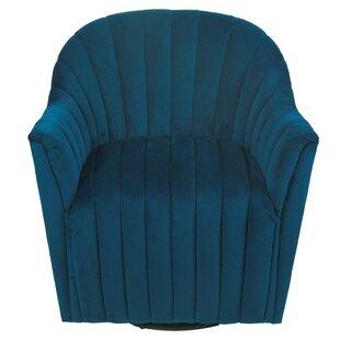 Finnley Swivel Barrel Chair
