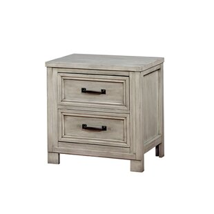 Riegel 2 Drawer Nightstand