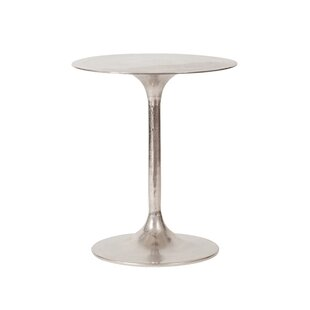 Shoup Pedestal End Table