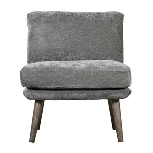 Inexpensive Sophie Slipper Chair by Elle Decor