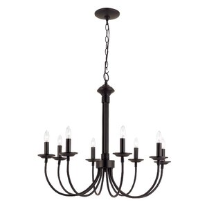 shaylee 8light candlestyle chandelier