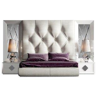 Knorr Panel 4 Piece Bedroom Set