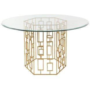 Best Price Reynaldo Dining Table ByWilla Arlo Interiors