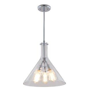 DVI Claire 3-Light Cone Pendant