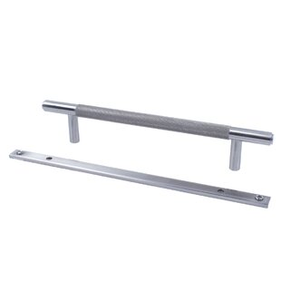 Diamond Knurling Bar Pull